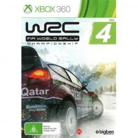 Игра для Xbox 360 WRC FIA World Rally Championship 4