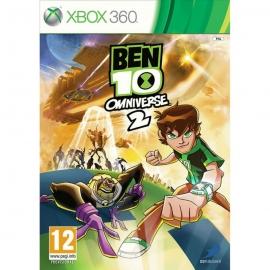 Игра для Xbox 360 Ben 10: Omniverse 2