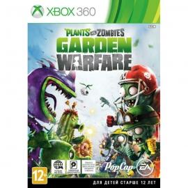 Игра для Xbox 360 Plants vs. Zombies Garden Warfare