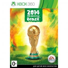 Игра для Xbox 360 FIFA World Cup 2014