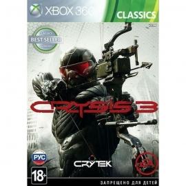 Игра для Xbox 360 Crysis 3 (Classics)