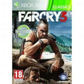 Игра для Xbox 360 Far Cry 3 (Classics)