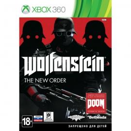 Игра для Xbox 360 Wolfenstein. The New Order