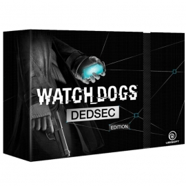 Игра для Xbox 360 Watch Dogs (Dedsec Edition)