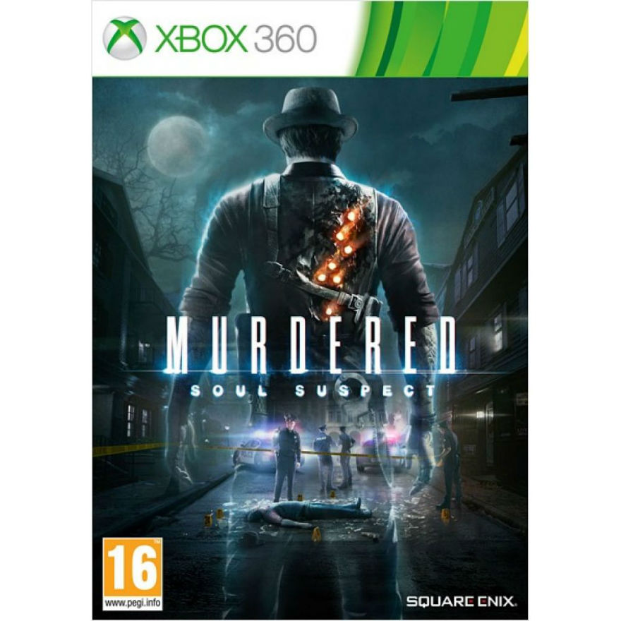 Игра для Xbox 360 Murdered. Soul Suspect title=