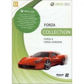 Игра для Xbox 360 Forza 4 + Forza Horizon