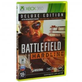 Игра для Xbox 360 Battlefield: Hardline. Deluxe Edition