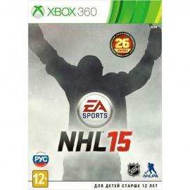 Игра для Xbox 360 NHL 15