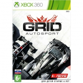 Игра для Xbox 360 GRID Autosport