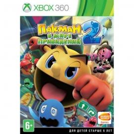 Игра для Xbox 360 Пакман В Мире Привидений 2