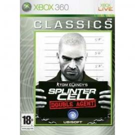 Игра для Xbox 360 Tom Clancy's Splinter Cell: Double Agent (Classics)