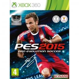 Игра для Xbox 360 Pro Evolution Soccer 2015