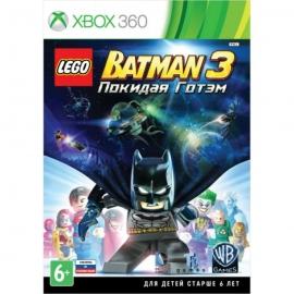 Игра для Xbox 360 LEGO Batman 3: Покидая Готэм