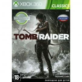 Игра для Xbox 360 Tomb Raider. Classics