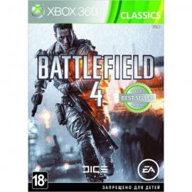 Игра для Xbox 360 Battlefield 4. Classics