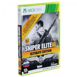 Игра для Xbox 360 Sniper Elite 3. Ultimate Edition