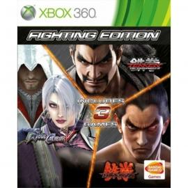 Игра для Xbox 360 Fighting Edition (Tekken 6 + Soul Calibur 5 + Tekken Tag Tournament 2)