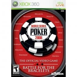 Игра для Xbox 360 World Series of Poker 2008