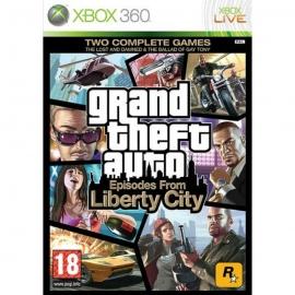 Игра для Xbox 360 Grand Theft Auto: Episodes from Liberty City