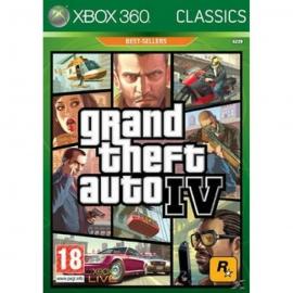 Игра для Xbox 360 Grand Theft Auto IV (Classics)