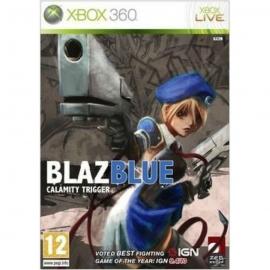 Игра для Xbox 360 BlazBlue: Calamity Trigger