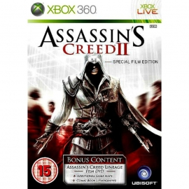 Игра для Xbox 360 Assassin's Creed II (Lineage Collector's Edition)