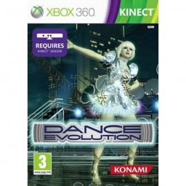 Игра для Xbox 360 Dance Evolution