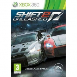 Игра для Xbox 360 Need for Speed: Shift 2 Unleashed