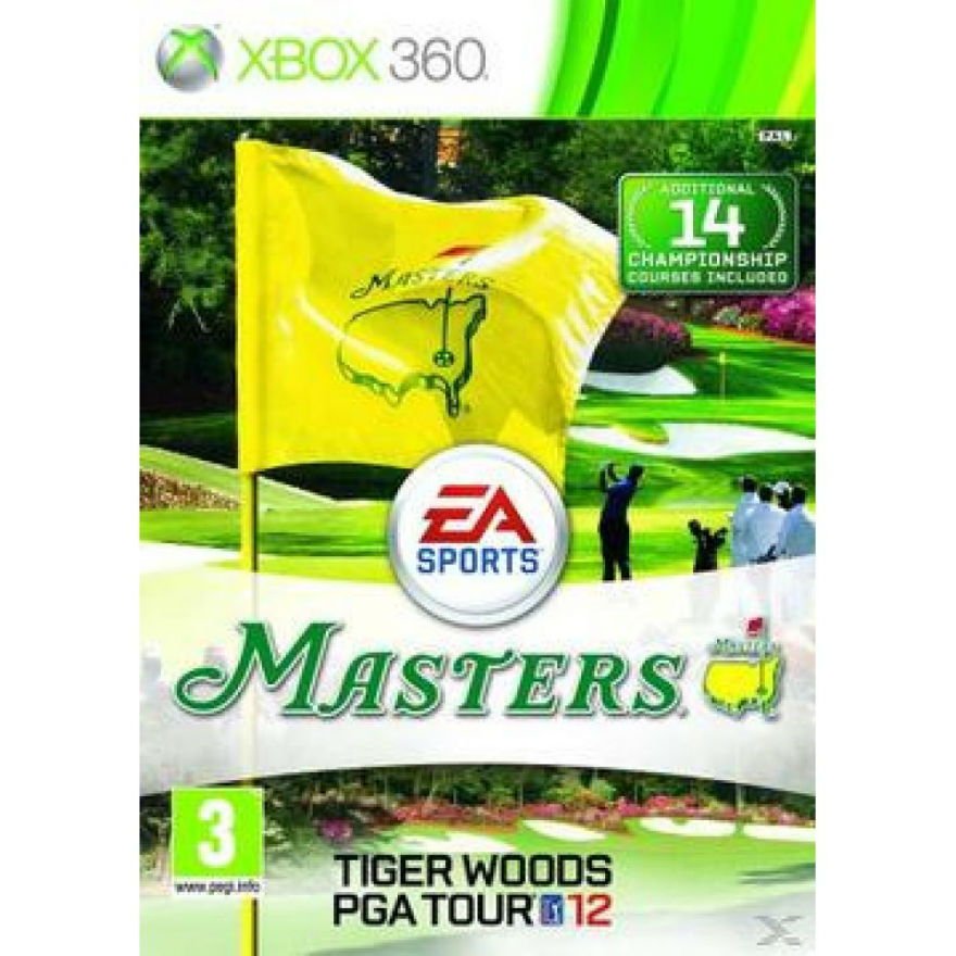 Игра для Xbox 360 Tiger Woods PGA TOUR 12: The Masters title=