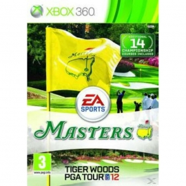Игра для Xbox 360 Tiger Woods PGA TOUR 12: The Masters