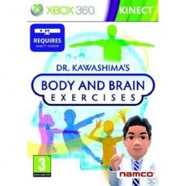Игра для Xbox 360 Dr. Kawashima's Brain and Body Exercises
