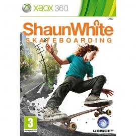 Игра для Xbox 360 Shaun White Skateboarding