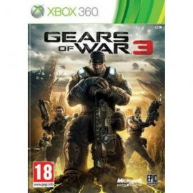 Игра для Xbox 360 Gears of War 3