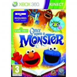 Игра для Xbox 360 Sesame Street: Once Upon A Monster