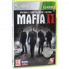 Игра для Xbox 360 Mafia II (Classics)