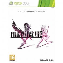 Игра для Xbox 360 Final Fantasy XIII-2 (Collector's Edition)
