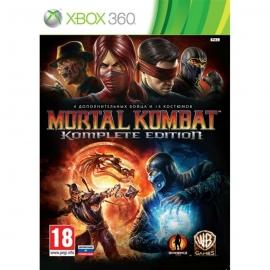 Игра для Xbox 360 Mortal Kombat Komplete Edition