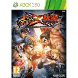 Игра для Xbox 360 Street Fighter X Tekken