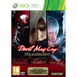 Игра для Xbox 360 Devil May Cry HD Collection