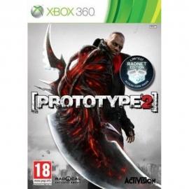 Игра для Xbox 360 Prototype 2: Radnet Edition