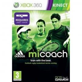 Игра для Xbox 360 Adidas miCoach
