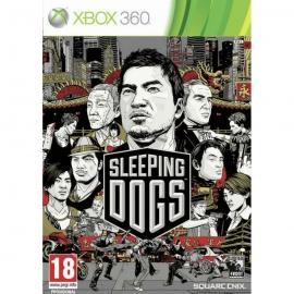 Игра для Xbox 360 Sleeping Dogs