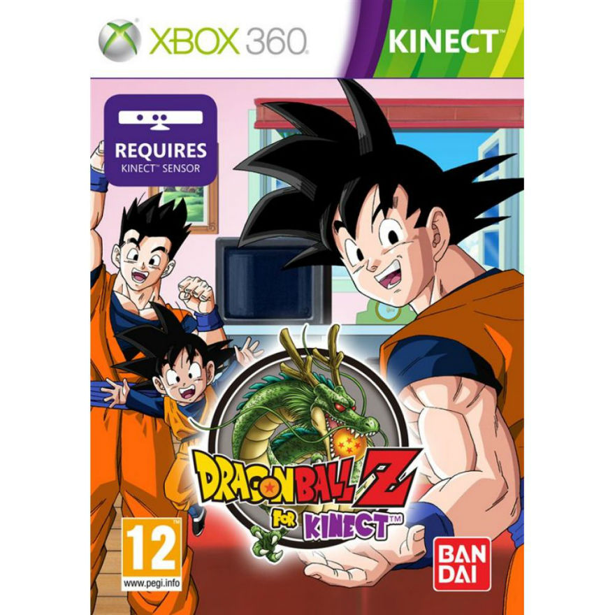 Игра для Xbox 360 Dragon Ball Z for Kinect title=