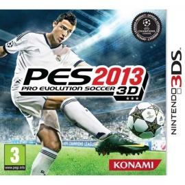 Игра для Nintendo 3DS Pro Evolution Soccer 2013 3D