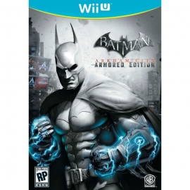 Игра для Nintendo WII U Batman: Arkham City (Armored Edition)