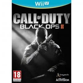Игра для Nintendo WII U Call Of Duty: Black Ops 2