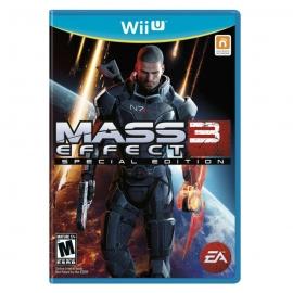 Игра для Nintendo WII U Mass Effect 3 (Special Edition)