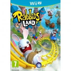Игра для Nintendo WII U Rabbids Land