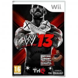 Игра для Nintendo WII WWE 2013