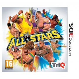 Игра для Nintendo 3DS WWE All Stars
